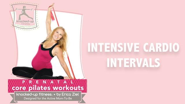 Erica Ziel: Intense Cardio Intervals