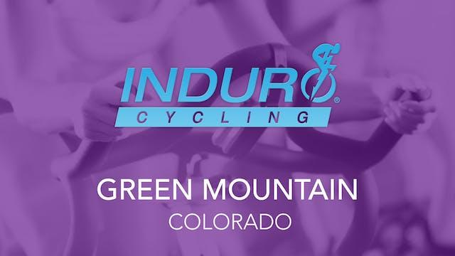 Induro Cycling Studio: Green Mountain...