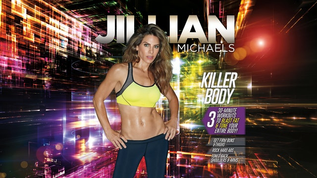Jillian Michaels: Killer Body - Complete