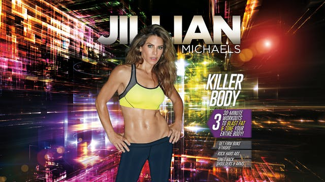 Jillian Michaels: Killer Body - Complete