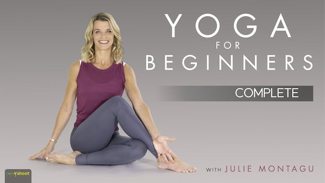 Yoga For Beginners: Complete