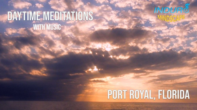 Induro Mindscape with Music: Port Royal, Florida Day Set