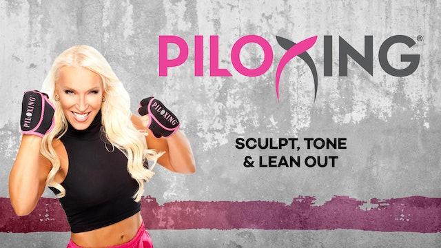 Piloxing: Sculpt, Tone & Lean Out