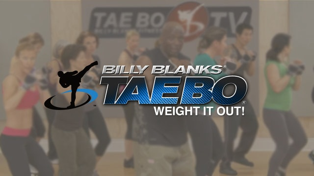 Billy Blanks: Weight It Out!