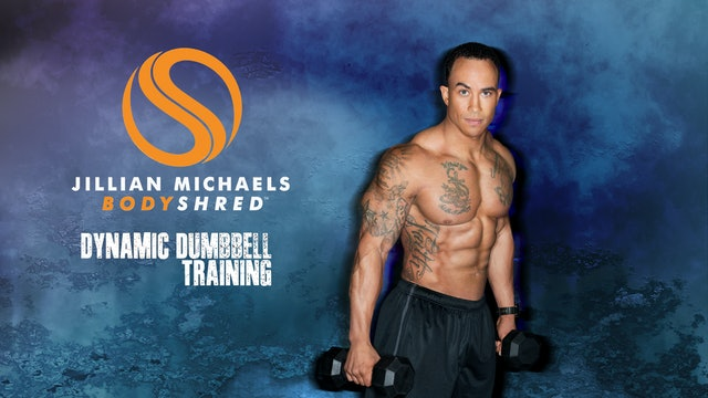BODYSHRED™ Dumbbell Training with Keith Johnson