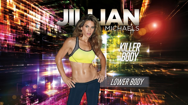Jillian Michaels: Killer Body - Lower Body