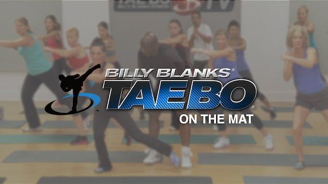 Billy Blanks: On the Mat