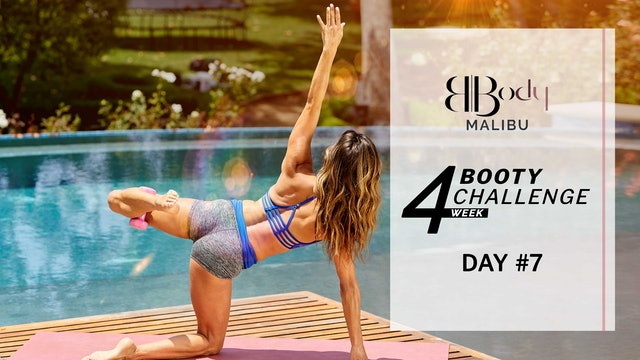 Brooke Burke: Day 7 | 4-week Booty Challenge