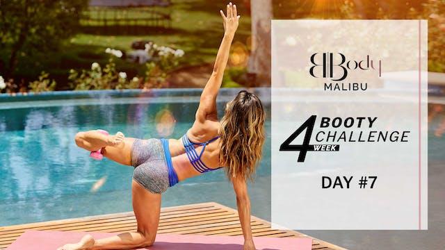 Brooke Burke: Day 7 | 4-week Booty Ch...