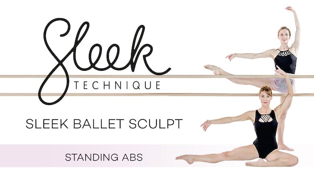 Sleek Technique: Sleek Ballet Sculpt ...