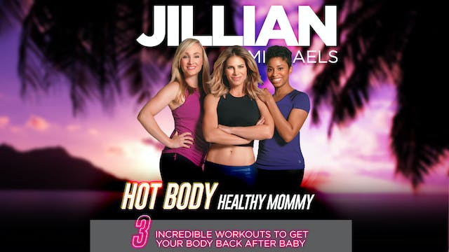 Jillian Michaels: Hot Body, Healthy M...