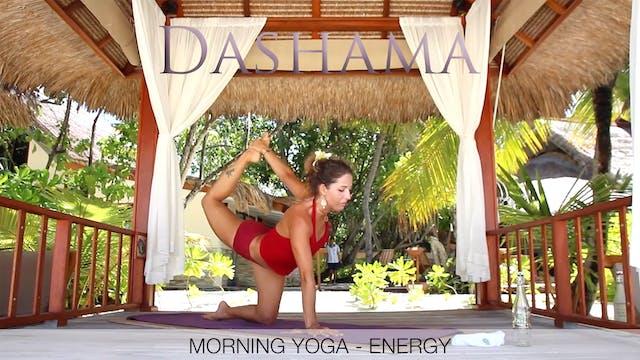 Dashama: Morning Yoga - Energy
