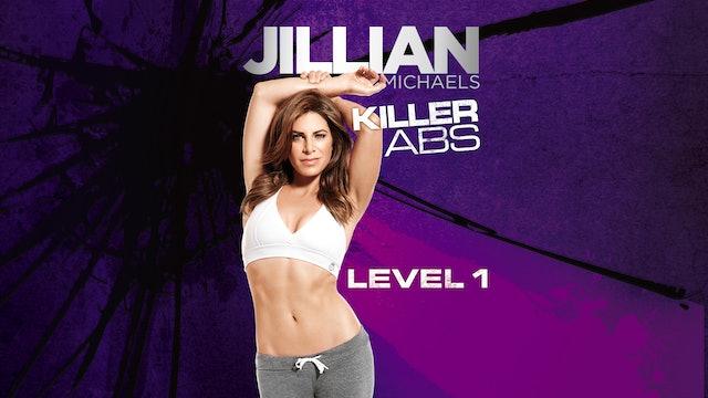 Jillian Michaels: Killer Abs - Level 1