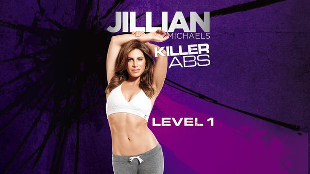 Jillian Michaels: Killer Abs - Level 1