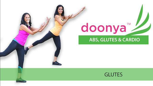 Doonya: Abs, Glutes and Cardio - Glutes