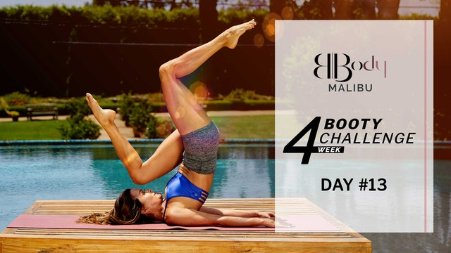Brooke Burke: Day 13 | 4-week Booty Challenge