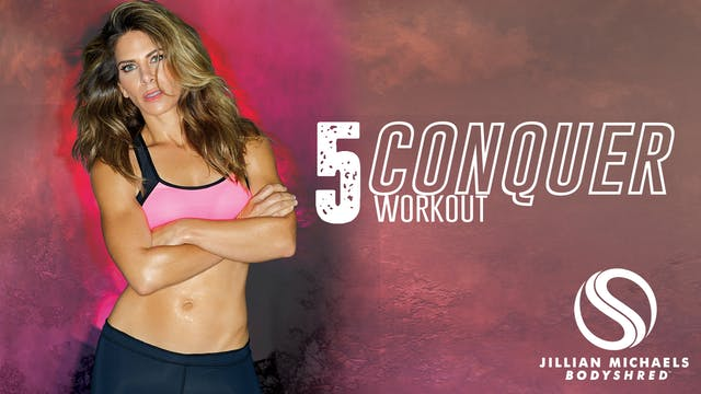 Conquer Workout 5