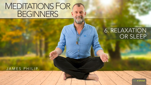 Meditations for Beginners: Relaxation and Sleep