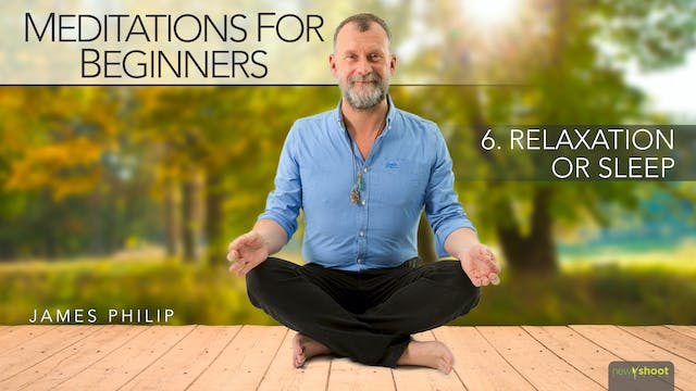 Meditations for Beginners: Relaxation...