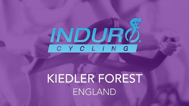Induro Cycling Studio: Kiedler Forest...