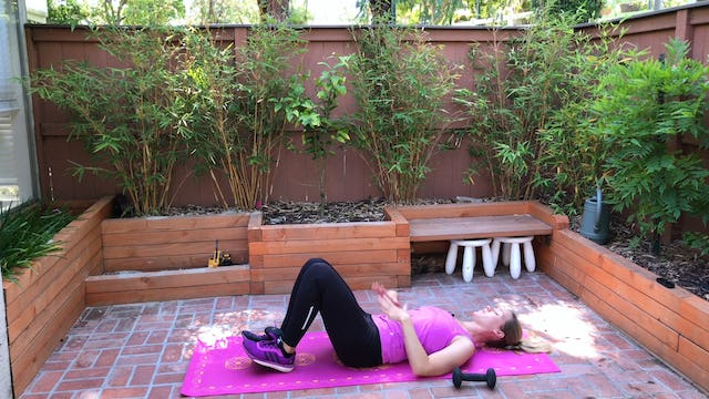 30 Minute Muscle Toning