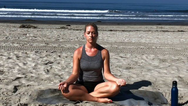 5 Minute Beach Meditation