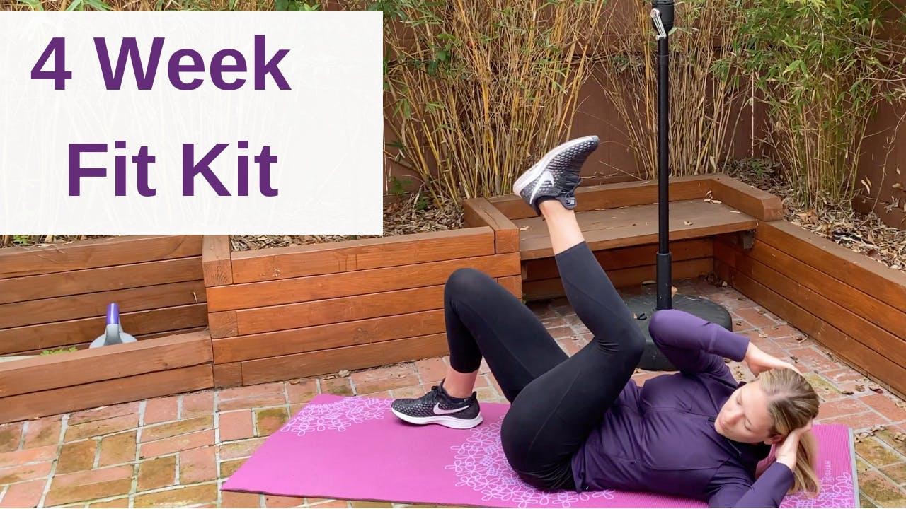 4 Week Fit Kit