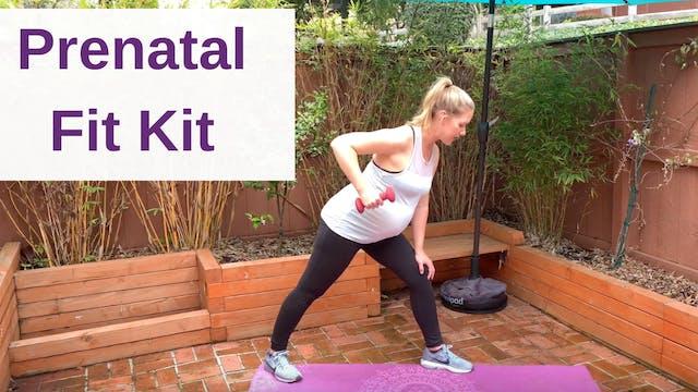 Prenatal Fitness Kit