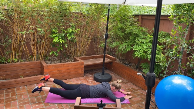 Back Pain/Strain Workout