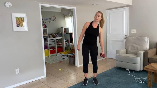 Vigorous Abs Workout
