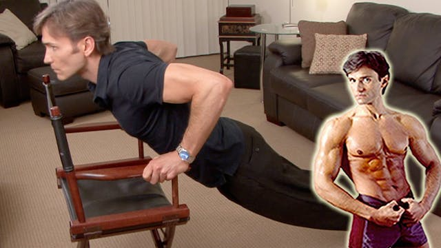 GET FIT WHERE YOU SIT: Chair Exercises