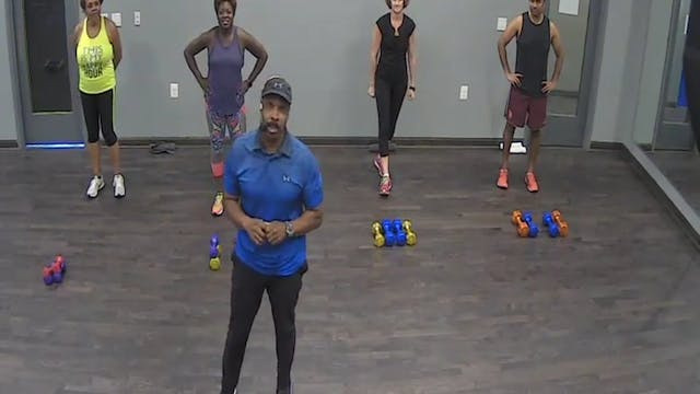 4th Class - The Compilation Workout