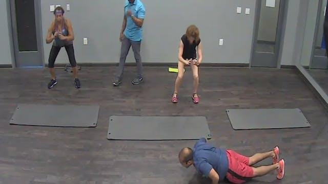 6th Class - The Compact Workout