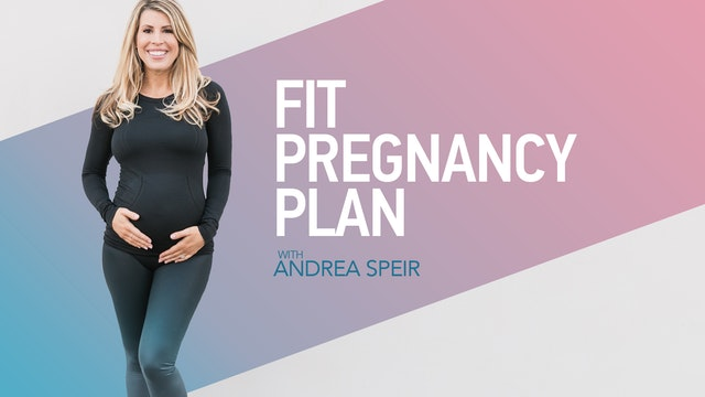 FIT PREGNANCY PLAN