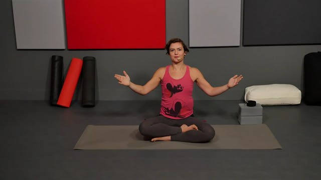 50 Min Meditation Prep