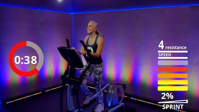 30 Min HIIT Incline Workout