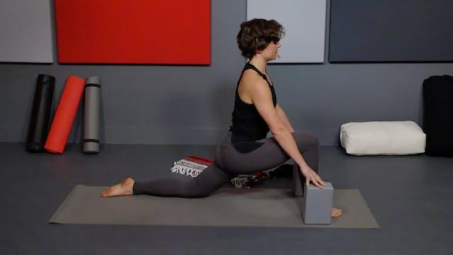 25 Min Post-Workout Stretch Flow