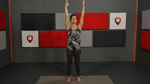 25 Min Flow for Scoliosis Part I