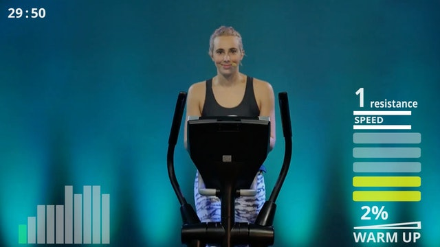 30 Min Adv Strong Legs Workout