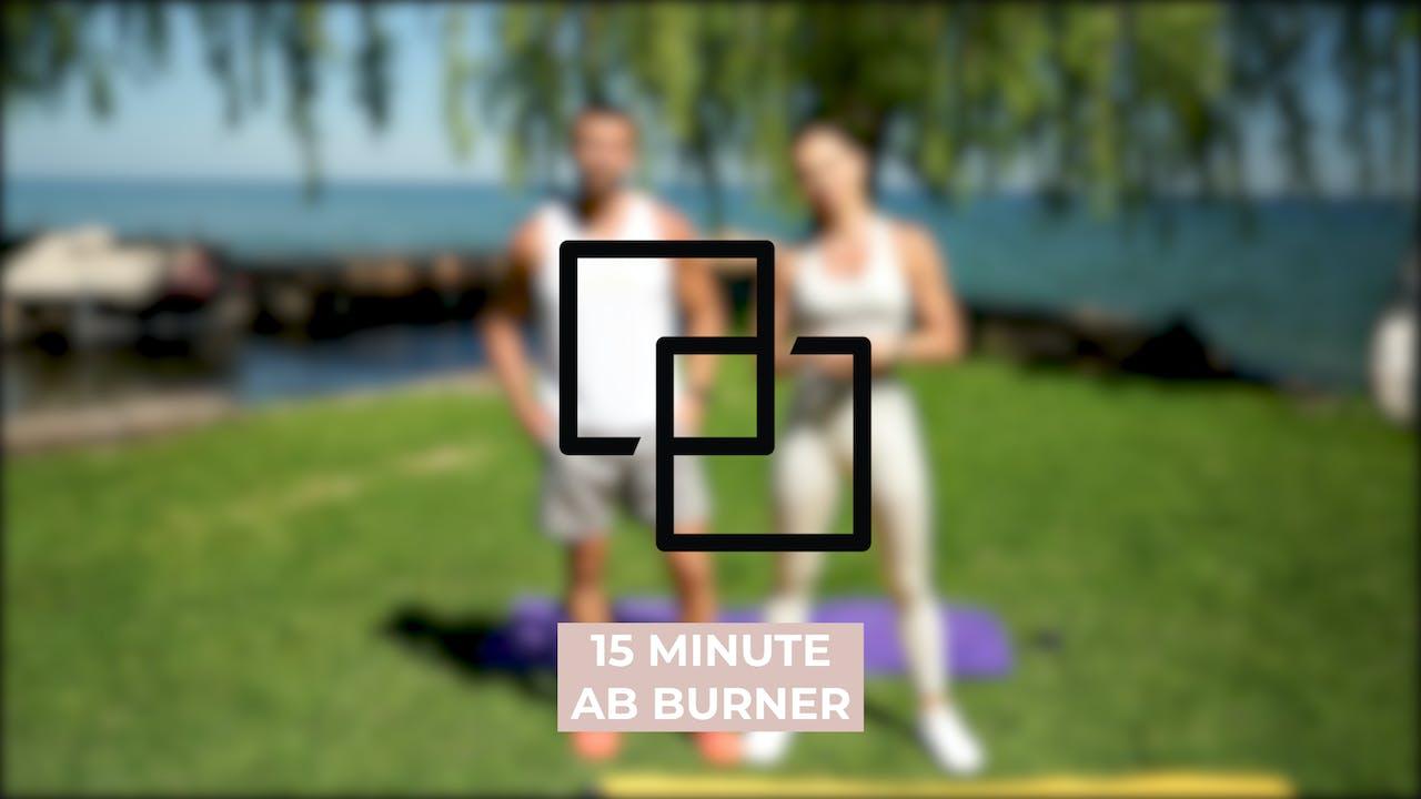 15 Minute Ab Burner