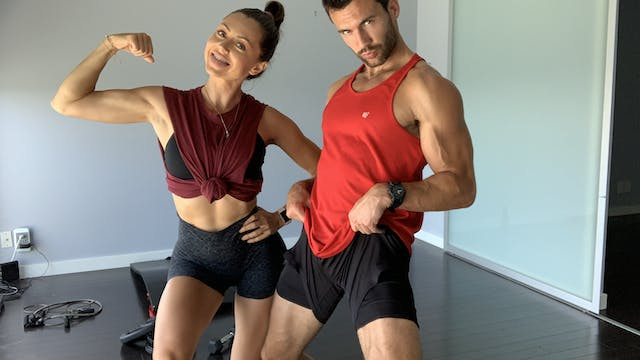July 1st! Canada day full body HIIT
