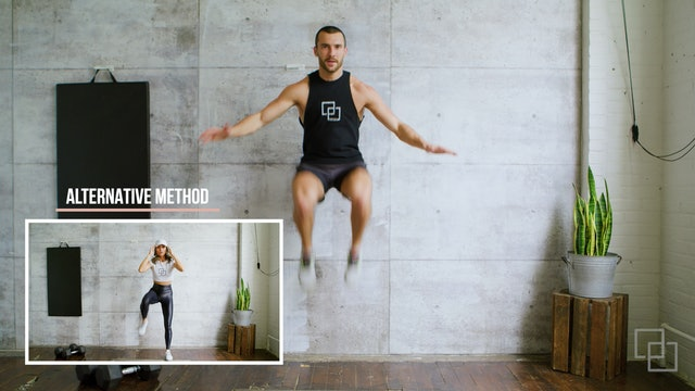 Workout A - Body Weight Vol. 1