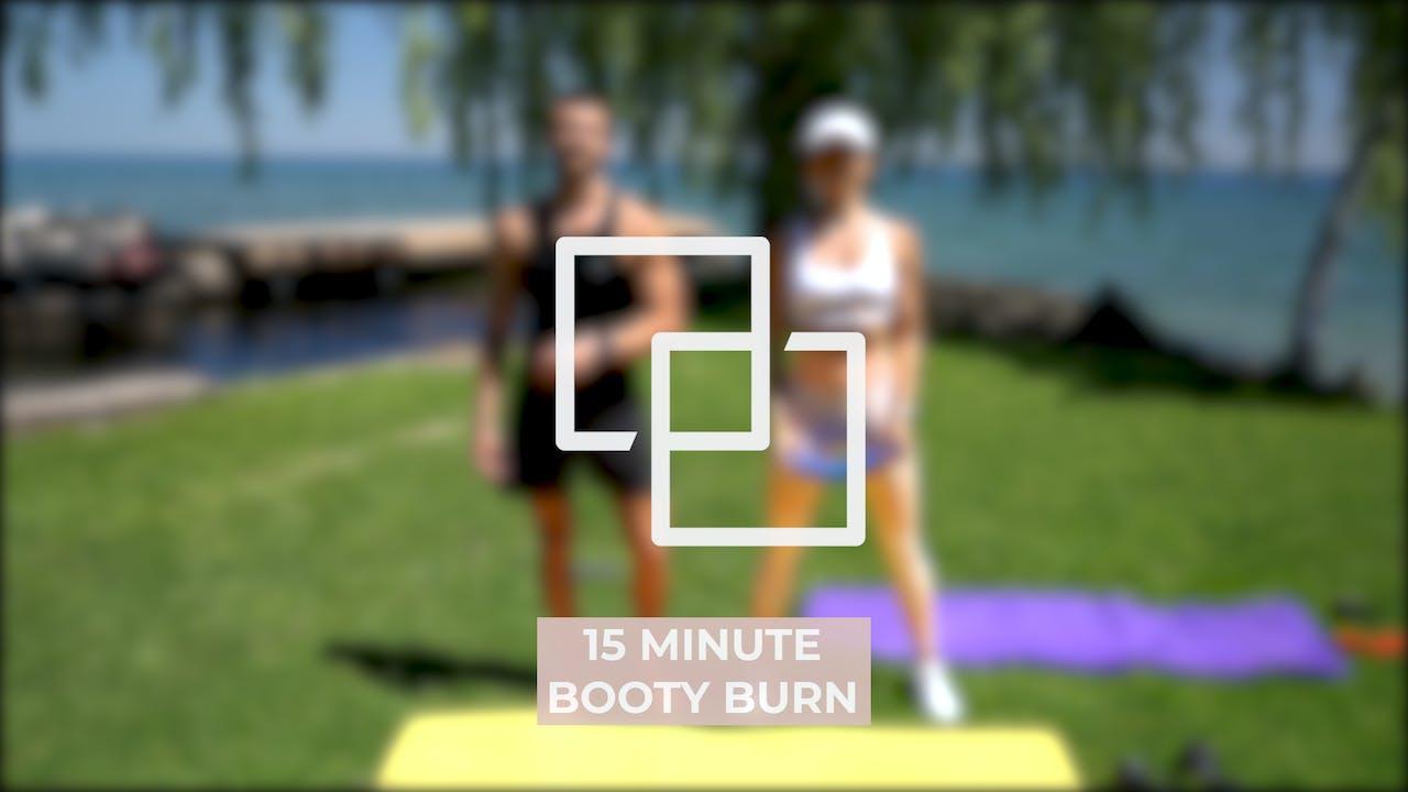 15 Minute Booty Burn