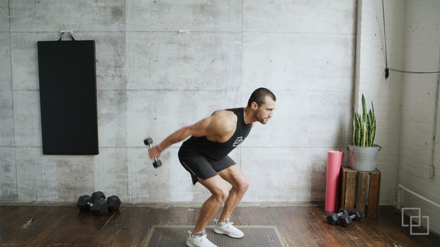 Workout C - Resistance Training Vol. 1