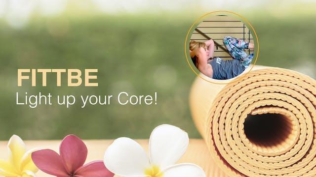 Light up your Core Pilates