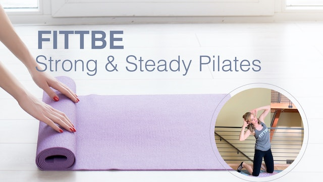 Strong & Steady Pilates