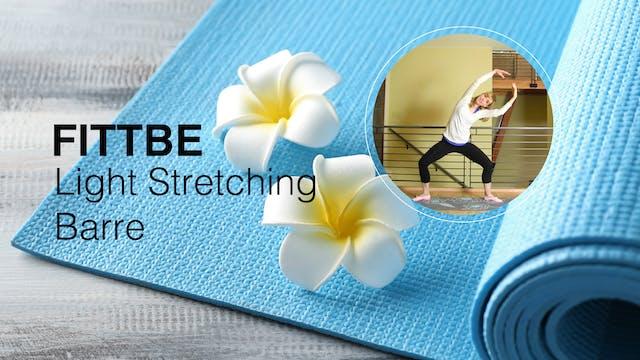 Light stretching Barre