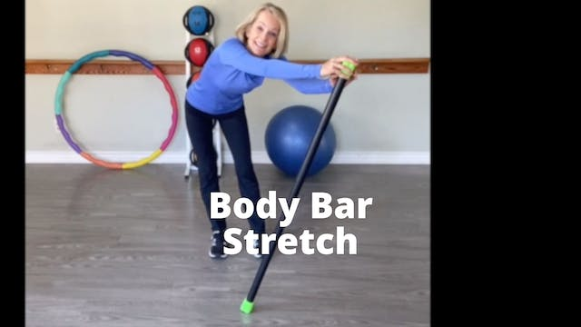 Body Bar - Core Exercises and Stretch