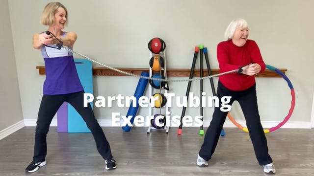 Partner Tubing Exercises