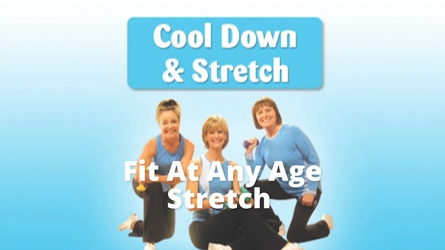 DVD Excerpt:  Fit At Any Age Stretch
